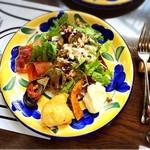 Trattoria LOGIC - ランチ 前菜