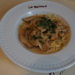 ラ・ベットラ・ダ・オチアイ ナゴヤ - ポルチーニ茸のスパゲティ
