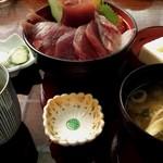 55919558 - 海鮮丼定食