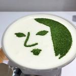 よーじやカフェ - おとうふティラミス