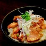 麺屋龍壽 - ドン
