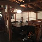 珈琲蔵ぬりの里 - 2階内観