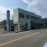 海辺の新鮮市場 - お店外観