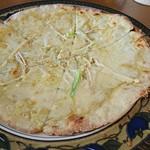 石臼挽き蕎麦香房 山の実 - 須賀川そばピザ