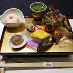 千羽鶴 - 料理写真: