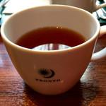 プロント - セイロンらしい、渋みが少ないすっきりした紅茶。