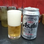 55925785 - 300円缶ビール( ̄ー ̄)