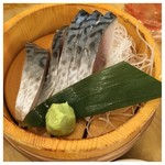 赤羽シルクロード トロ函 - 〆サバ 399円外