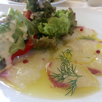 トラットリア マータント - スペシャルランチコースの前菜
