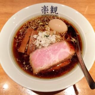 楽観 NISHIAZABU GOLD - 特製琥珀1100円