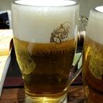 一汁五菜 - ヱビスビール
