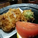 一汁五菜 - 料理写真:ヒレカツ