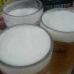 55927907 - 生ビールで乾杯?