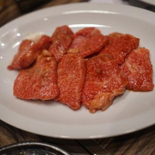 焼肉 ジャンボ - 料理写真:カルビ