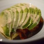 Kunsansouru - アボカドとキムチの冷菜