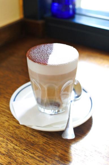 コーヒーハウス ニシヤ - マロッキーノ