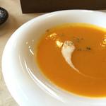 フラワリッシュ - 人参スープ