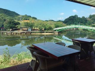 大池カフェ セントゼファー
