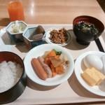 イル・バンカーレ - 朝食ビュッフェ