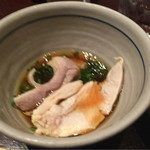 Shimizu - しゃぶしゃぶした鶏ももと胸肉
