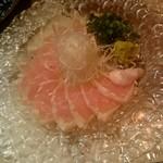 Yakitorisuehirogari - 鶏のたたき