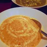 ゴングル - ひよこ豆のカレー