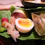 銀座 喰い切りひら山 - 鯖寿司