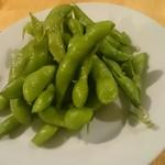 くすのき亭 - 枝豆