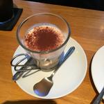 カフェ・ロフェル - コーヒーゼリー
