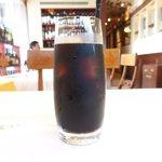 ガット・ネーロ - ≪'16/08/23撮影≫パスタランチ 1380円 のアイスコーヒー