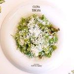 ガット・ネーロ - ≪'16/08/23撮影≫パスタランチ 1380円 のサラダ