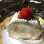 ル・サントーレ - 料理写真:プリンロール=324円 税込