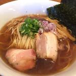 55945871 - 煮干ラーメン(細麺)