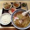 民ちゃん - 料理写真:ラーメン定食¥700