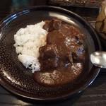 ガラムマサラ - 牛肉がホロホロ」。これは旨い!