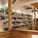 ワイン&焼肉レストラン 承陽庭 - テーブル席から