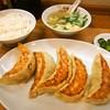 中華トントン - 料理写真:ジャンボびっくり餃子セット