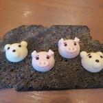 モンプチコションローズ - 28年9月 豚チョコ