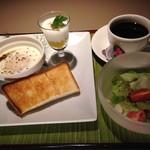 Grill Cafe かけはし  - 料理写真:モーニングAのエッグスラット¥450