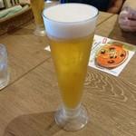 スルエシー - ランチ生ビール     350円