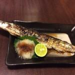 栄吉 - 新鮮で美味しくいただきました。