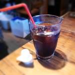 GRANNY SMITH  APPLE PIE & COFFEE  横浜店 - アイス コーヒー¥500
