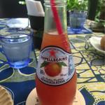 Pancafe ao - ブラッドオレンジ微炭酸