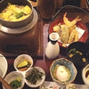 活魚・寿司・郷土料理 天亀 - 料理写真:釜飯天ぷら御膳