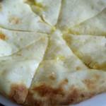 インド料理 ナマステ - チーズナン