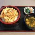 鳥亀食堂 - たった丼¥750