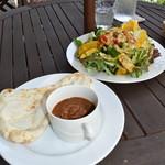 ミントガーデン - カレー&サラダ