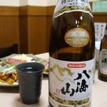 浅草名代らーめん 与ろゐ屋 - 日本酒