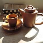 コロコロコーヒー - 珈琲はポットで