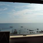 コロコロコーヒー - 窓からの景色